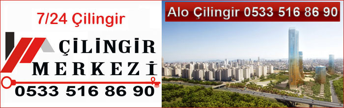 Ataşehir Çilingir - 0533 516 86 90